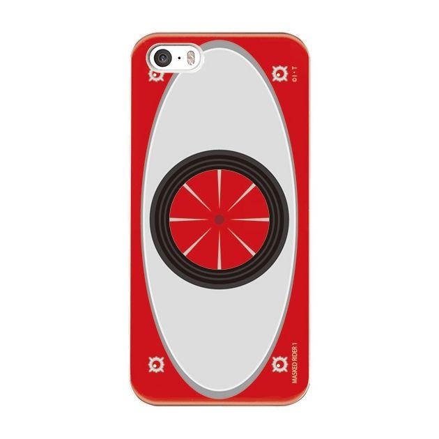 iPhone5s/5 ケース 仮面ライダー1号 ハードケース iPhone 5_0