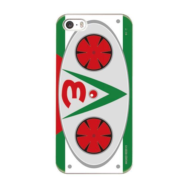 iPhone5s/5 ケース 仮面ライダーV3(ブイスリー) ハードケース iPhone 5_0