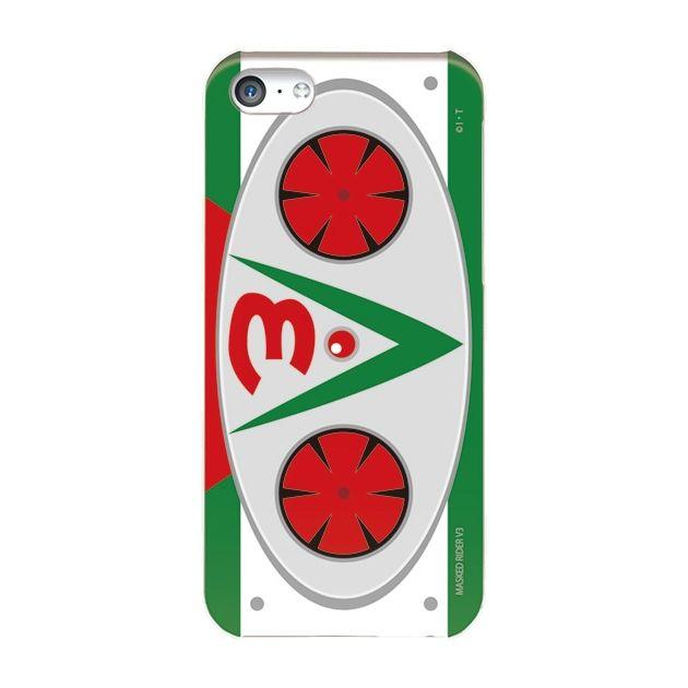 仮面ライダーV3(ブイスリー) ハードケース iPhone 5c_0