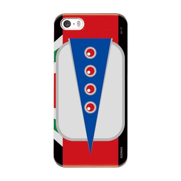 iPhone5s/5 ケース ライダーマン ハードケース iPhone 5_0