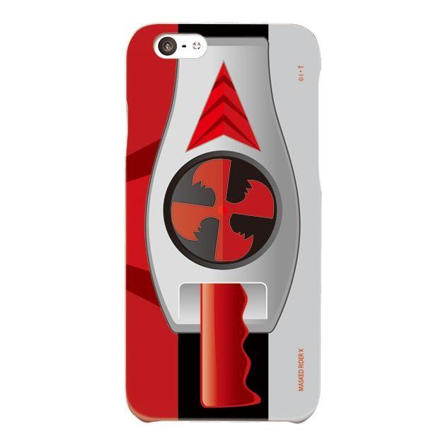 【iPhone6ケース】仮面ライダーX(エックス) ハードケース iPhone 6_0