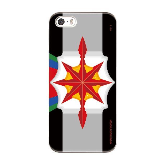 iPhone5s/5 ケース 仮面ライダーストロンガー ハードケース iPhone 5_0