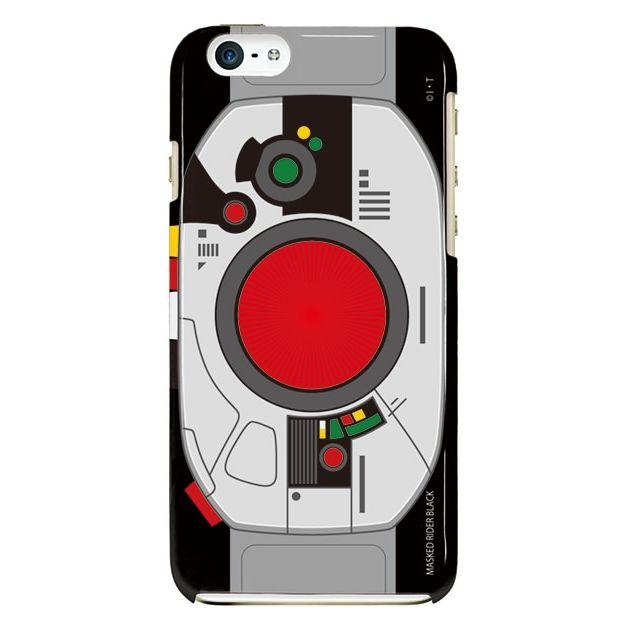 iPhone6 Plus ケース 仮面ライダーBLACK(ブラック) ハードケース iPhone 6 Plus_0