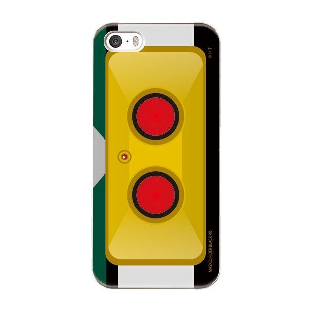 iPhone5s/5 ケース 仮面ライダーBLACK RX(ブラックアールエックス) ハードケース iPhone 5_0