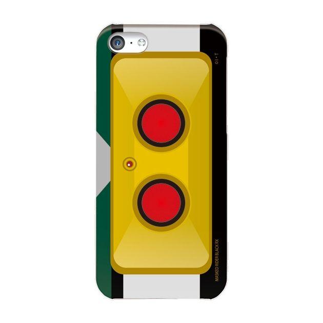 仮面ライダーBLACK RX(ブラックアールエックス) ハードケース iPhone 5c_0