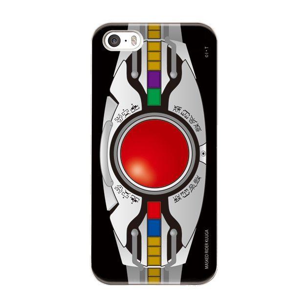 iPhone5s/5 ケース 仮面ライダークウガ ハードケース iPhone 5_0