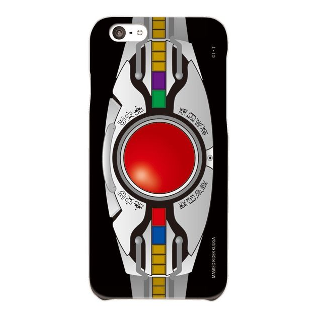 仮面ライダークウガ ハードケース iPhone 6
