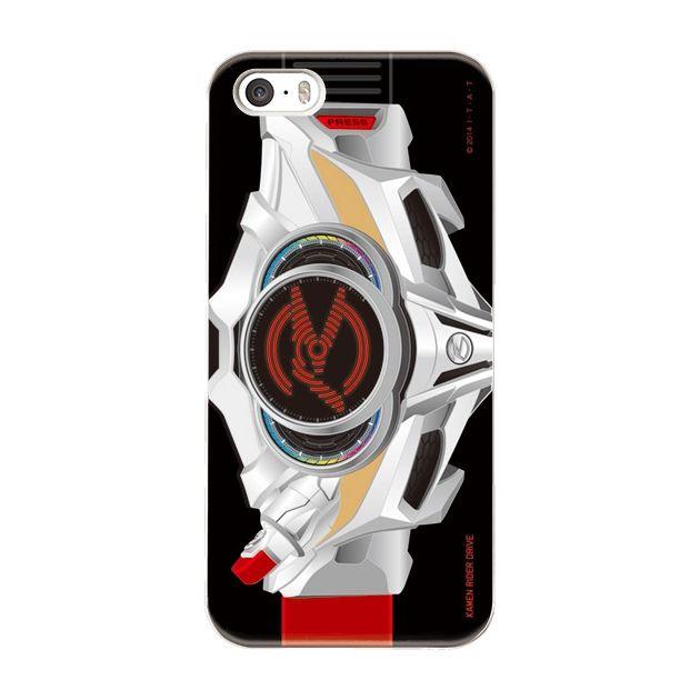 仮面ライダードライブ ハードケース iPhone SE