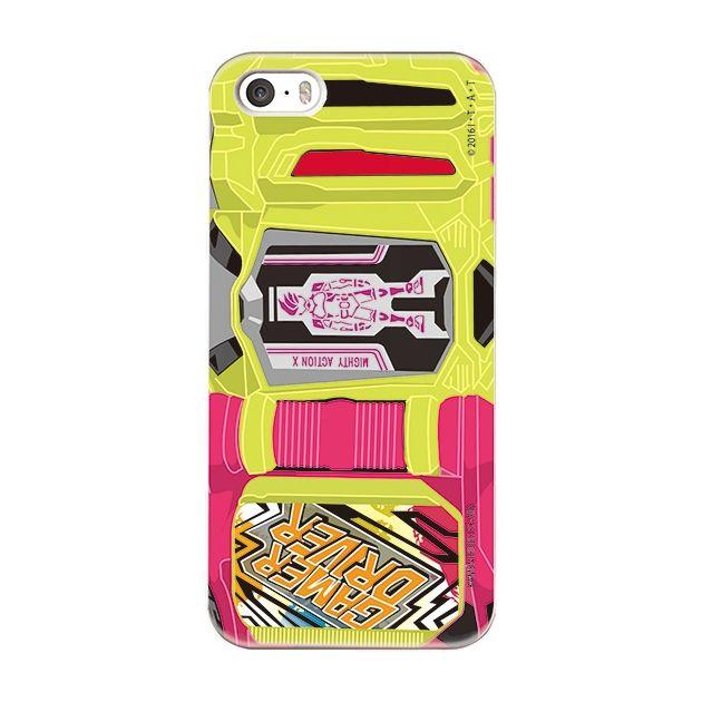仮面ライダーエグゼイド ハードケース iPhone 5s