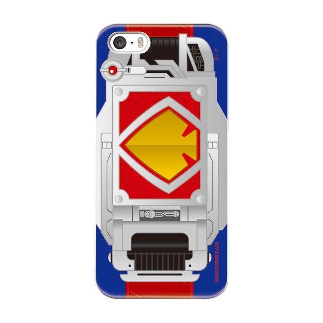 iPhone5s/5 ケース 仮面ライダーブレイド ハードケース iPhone 5_0