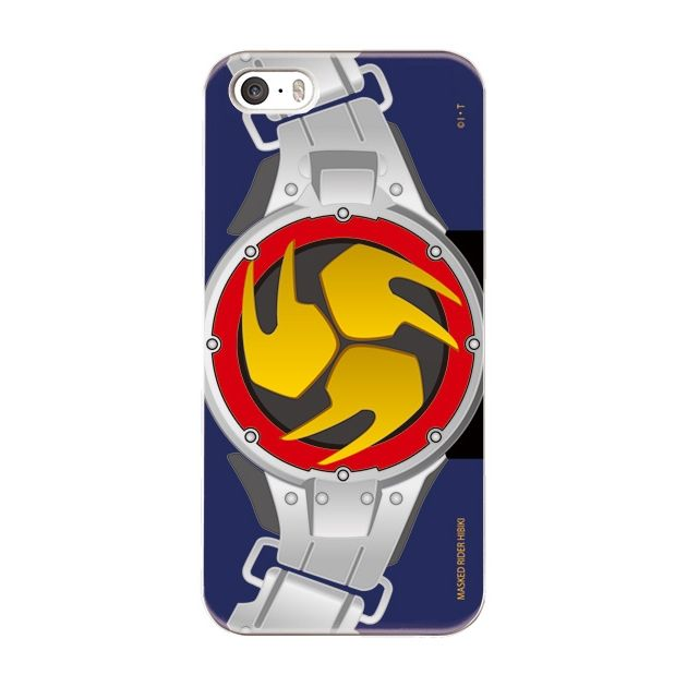 iPhone5s/5 ケース 仮面ライダー響鬼 ハードケース iPhone 5_0