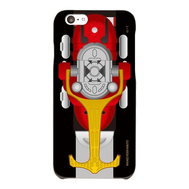 【iPhone6ケース】仮面ライダーカブト ハードケース iPhone 6_0