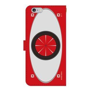 仮面ライダー2号 手帳型ケース iPhone 6s Plus
