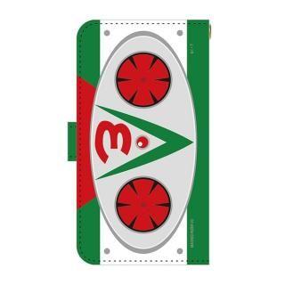 仮面ライダーV3(ブイスリー) 手帳型ケース iPhone 5c