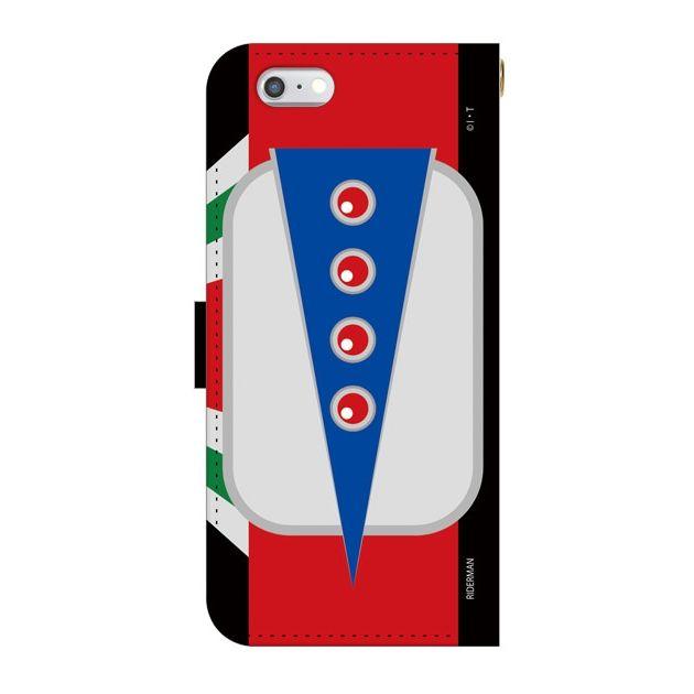 【iPhone6ケース】ライダーマン 手帳型ケース iPhone 6_0