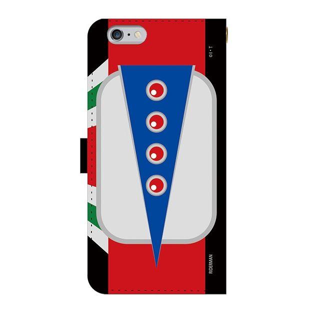 iPhone6 Plus ケース ライダーマン 手帳型ケース iPhone 6 Plus_0