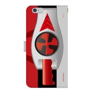 仮面ライダーX(エックス) 手帳型ケース iPhone 6 Plus
