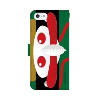 仮面ライダーアマゾン 手帳型ケース iPhone 5s
