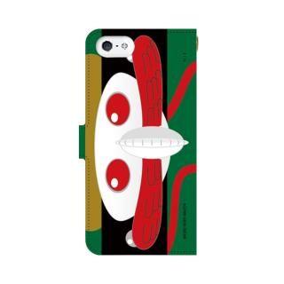 仮面ライダーアマゾン 手帳型ケース iPhone SE
