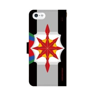仮面ライダーストロンガー 手帳型ケース iPhone 5