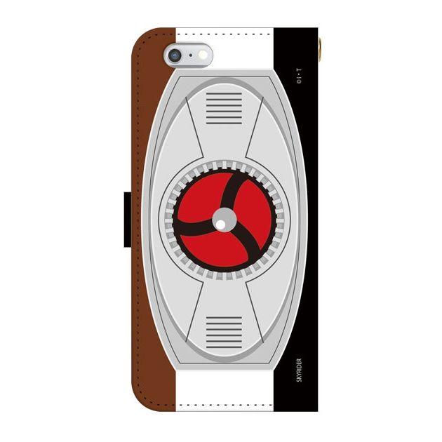 【iPhone6ケース】スカイライダー 手帳型ケース iPhone 6_0