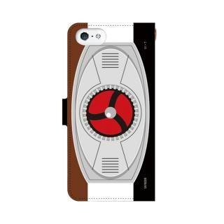 スカイライダー 手帳型ケース iPhone SE【12月下旬】