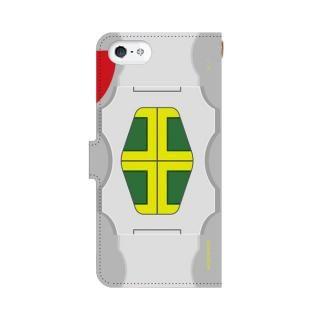 仮面ライダーZX(ゼクロス) 手帳型ケース iPhone 5s