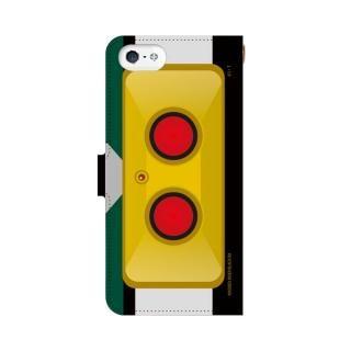 仮面ライダーBLACK RX(ブラックアールエックス) 手帳型ケース iPhone 5