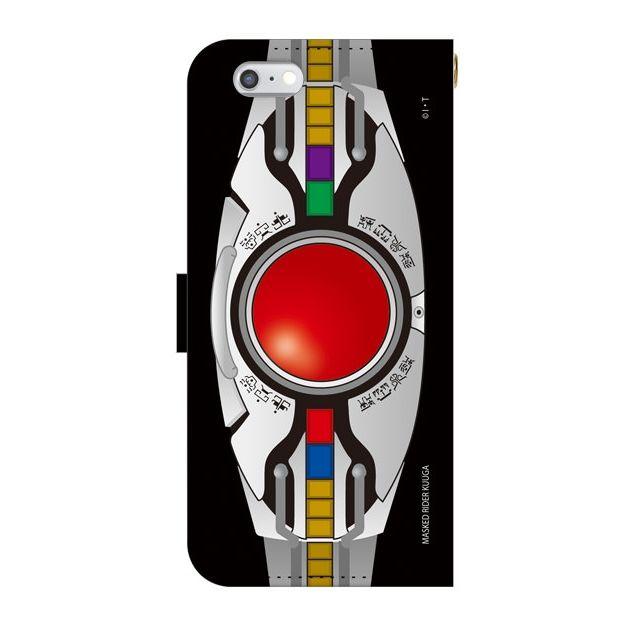 仮面ライダークウガ 手帳型ケース iPhone 6