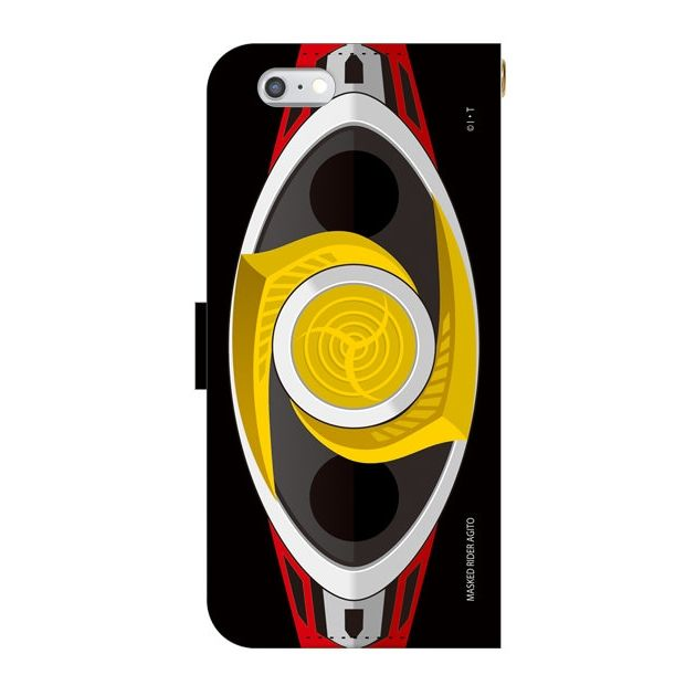 【iPhone6ケース】仮面ライダーアギト 手帳型ケース iPhone 6_0