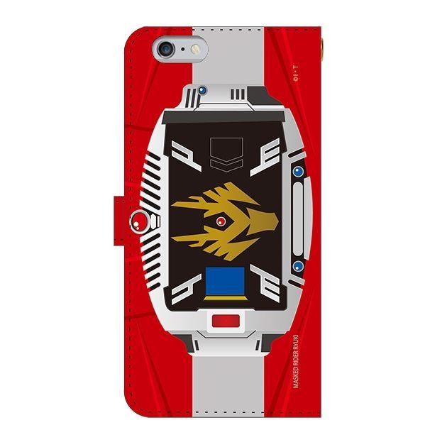 iPhone6 Plus ケース 仮面ライダー龍騎 手帳型ケース iPhone 6 Plus_0