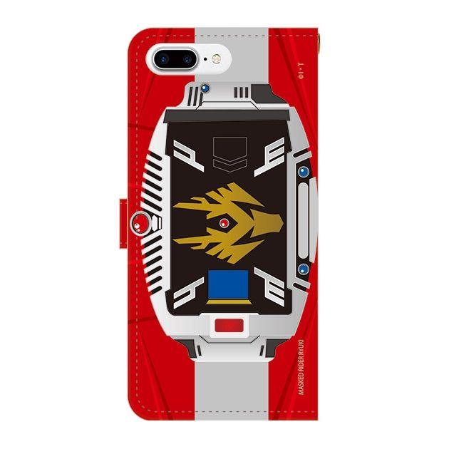 iPhone7 Plus ケース 仮面ライダー龍騎 手帳型ケース iPhone 7 Plus_0