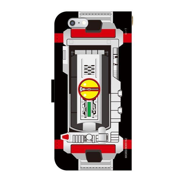仮面ライダーファイズ 手帳型ケース iPhone 6