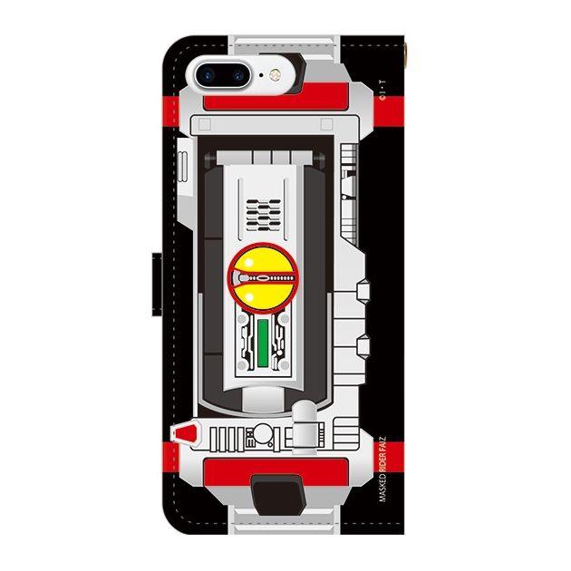 iPhone7 Plus ケース 仮面ライダーファイズ 手帳型ケース iPhone 7 Plus_0