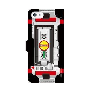 仮面ライダーファイズ 手帳型ケース iPhone SE
