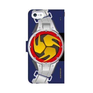 仮面ライダー響鬼 手帳型ケース iPhone 5【12月下旬】