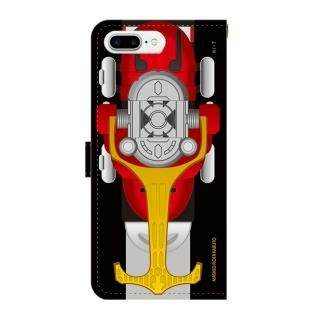 仮面ライダーカブト 手帳型ケース iPhone 7 Plus【11月下旬】