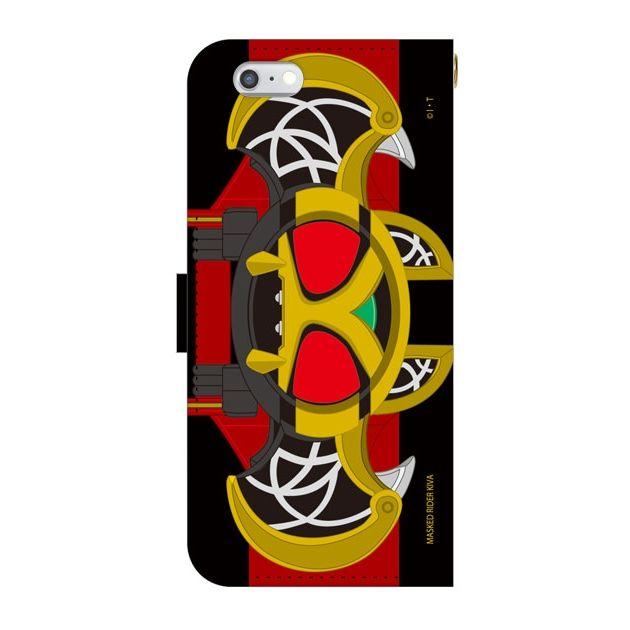 【iPhone6ケース】仮面ライダーキバ 手帳型ケース iPhone 6_0