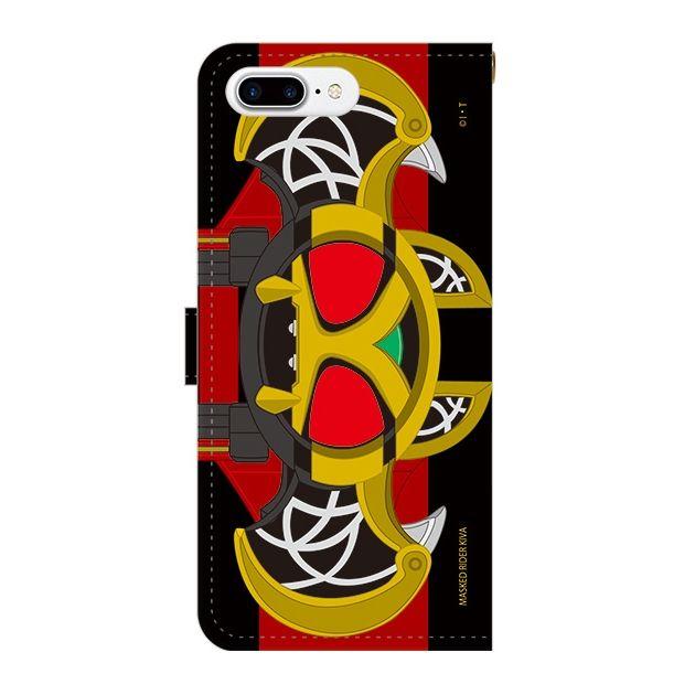 iPhone7 Plus ケース 仮面ライダーキバ 手帳型ケース iPhone 7 Plus_0