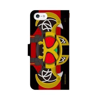 仮面ライダーキバ 手帳型ケース iPhone SE