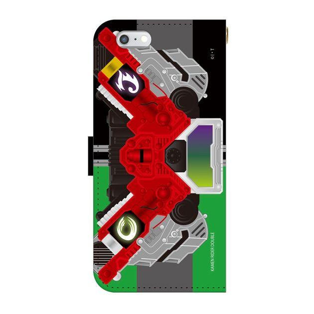 仮面ライダーW 手帳型ケース iPhone 6