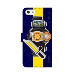 仮面ライダー鎧武 手帳型ケース iPhone 5s【12月下旬】