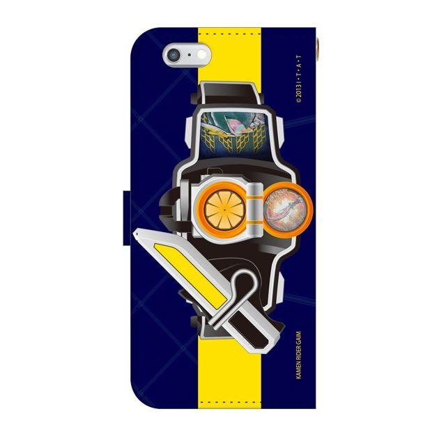 仮面ライダー鎧武 手帳型ケース iPhone 6