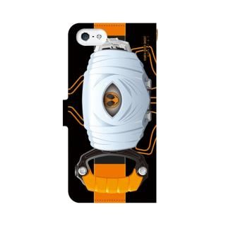仮面ライダーゴースト 手帳型ケース iPhone SE