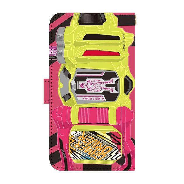 仮面ライダーエグゼイド 手帳型ケース iPhone 5c