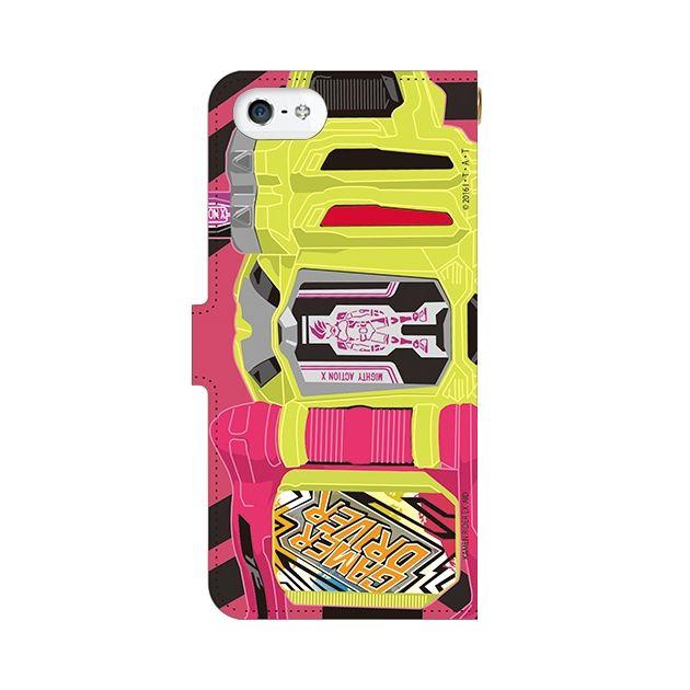 iPhone5s/5 ケース 仮面ライダーエグゼイド 手帳型ケース iPhone 5s_0