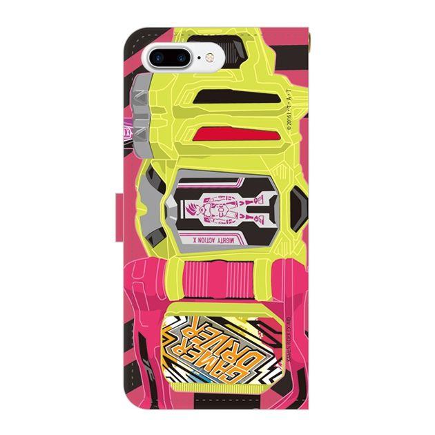 仮面ライダーエグゼイド 手帳型ケース iPhone 7 Plus