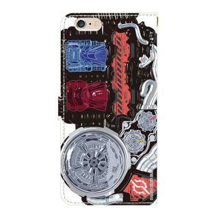 仮面ライダービルド 手帳型ケース iPhone 6s Plus