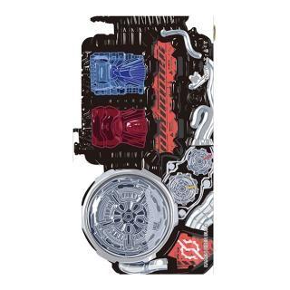 仮面ライダービルド 手帳型ケース iPhone 5c