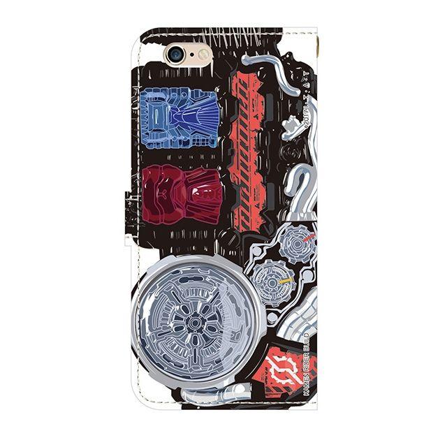 【iPhone6ケース】仮面ライダービルド 手帳型ケース iPhone 6_0